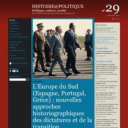 Histoire@Politique n°29