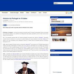 Histoire du Portugal en 10 dates