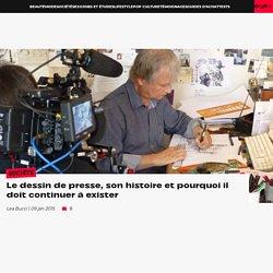 Dessin de presse : son histoire, de la prmeière censure à Charlie Hebdo