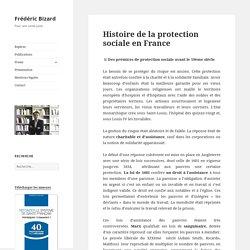 Histoire de la protection sociale en France