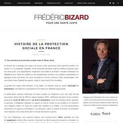 Histoire de la protection sociale en France - Frédéric Bizard