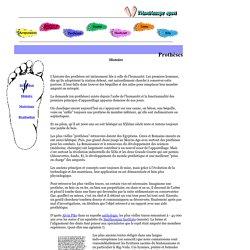Histoire des Prothèses - fabrication de prothèses depuis la nuit des temps