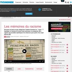 Histoire et FLE : parler du racisme en cours de français - TV5MONDE