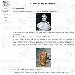 Histoire de la Radio