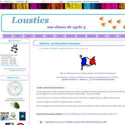 [Loustics] - La Révolution française