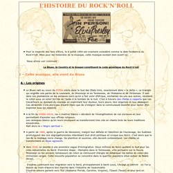 Histoire du Rock and Roll
