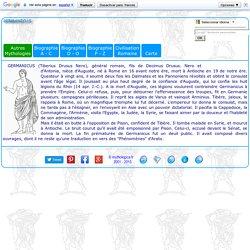Histoire romaine : Germanicus