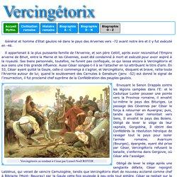 Histoire romaine : Vercingétorix