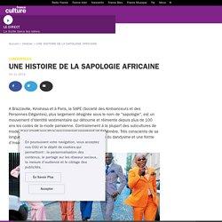 UNE HISTOIRE DE LA SAPOLOGIE AFRICAINE