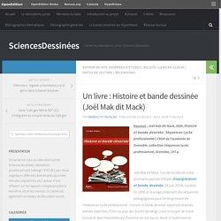 Un livre : Histoire et bande dessinée (Joël Mak dit Mack) – SciencesDessinées
