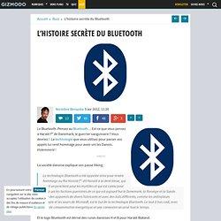 L'histoire secrète du Bluetooth