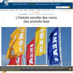 L'histoire secrète des noms des produits Ikea - 31/01/17