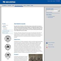 SECURITAS AG entreprise privée