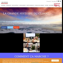 Dossier #2 : La grande histoire du climat