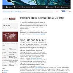 Histoire de la Statue de la Liberté