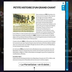 Petite histoire d'un grand chant - Symboles et emblèmes de la France