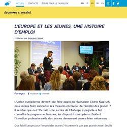 L'Europe et les jeunes, une histoire d'emploi - Le Taurillon, magazine eurocitoyen