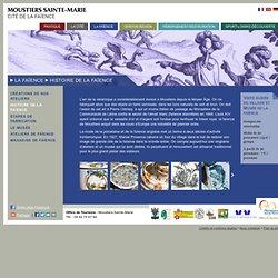 Porcelaine leinouchka pearltrees - Office du tourisme moustiers sainte marie ...