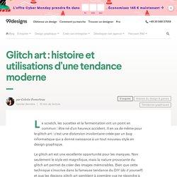 Article : Glitch art, altération techno - F
