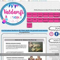 Histoire - Valdamfi à l'école