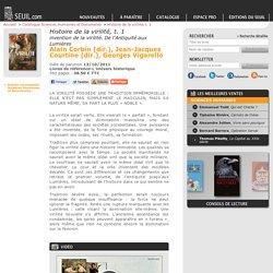 Histoire de la virilité, t. 1 (2011) , Alain Corbin (dir.), Jean-Jacques Courtine (dir.), Georges Vigarello, Sciences humaines