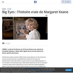 Big Eyes : l'histoire vraie de Margaret Keane