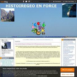 Les caractéristiques artistiques de la Renaissance (avec documents) - Le blog Histoiregeoenforce