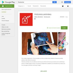 Histoires animées – Applications Android sur GooglePlay