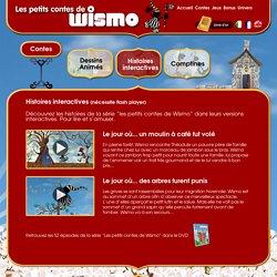 Histoires interactives de Wismo
