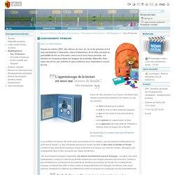 Sac d'histoires - Multilinguisme - Etat de Genève