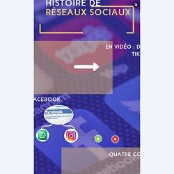 Histoires de réseaux sociaux par jfiliol.pro sur Genially