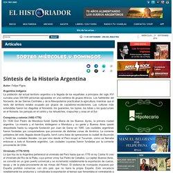 Historia Argentina · Felipe Pigna