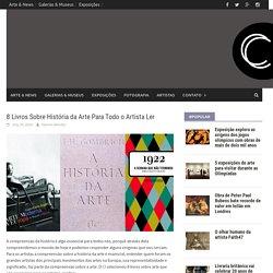 8 Livros Sobre História da Arte Para Todo o Artista Ler