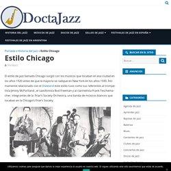 Estilo Chicago - Historia del Jazz - Músicos, discos y características