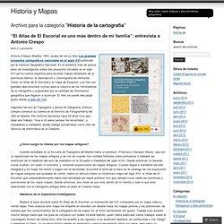 Historia de la cartografía descargable