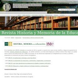 Sociedad Española de Historia de la Educación