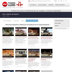 Arte e historia de España - Videos - Fundación para la Difusión de la Lengua y la Cultura Española