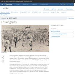 Historia del fútbol - Los orígenes