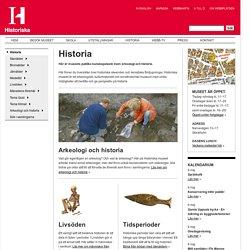 Historia - Historiska