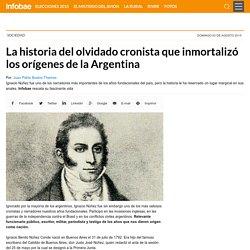 La historia del olvidado cronista que inmortalizó los orígenes de la Argentina