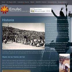 Historia del Inti Raymi