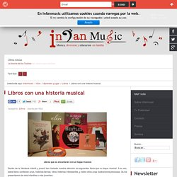 Libros con una historia musical - infanmusic