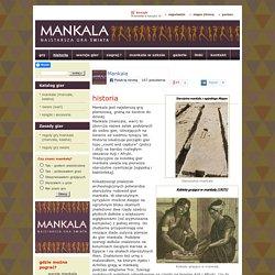 Historia gier mankala - mankala - najstarsza gra planszowa świata (mancala, wari, oware)