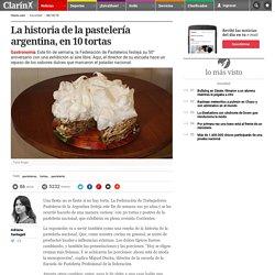 La historia de la pastelería argentina, en 10 tortas
