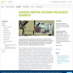 Bardzo krótka historia polskiego komiksu - Goethe-Institut Polen