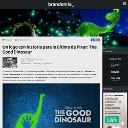 Un logo con historia para lo último de Pixar: The Good Dinosaur