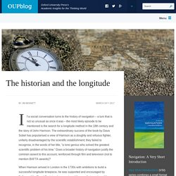 The historian and the longitude