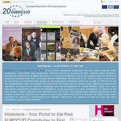 Historiana - Vaše brána do minulosti
