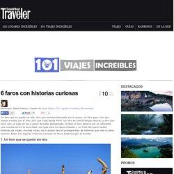 6 faros con historias curiosas - Viajes - 101lugaresincreibles - Viajes