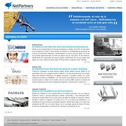 Historias de Éxito - NetPartners